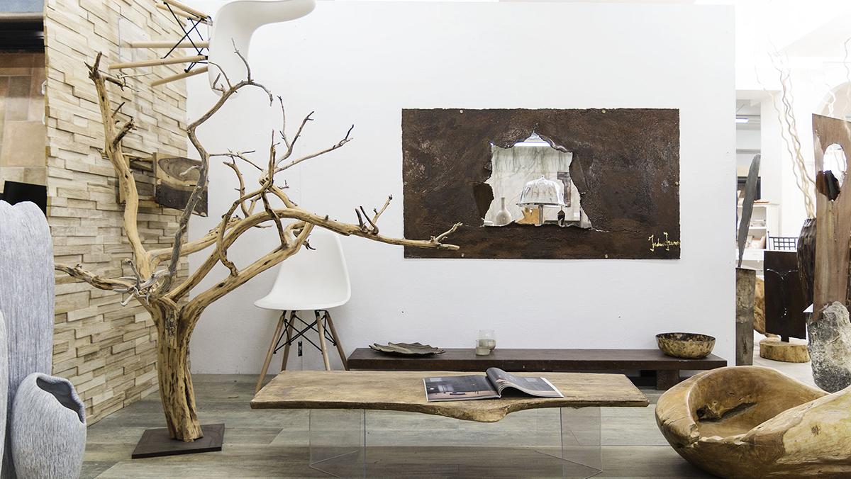 legno, decorazione, fatto a mano